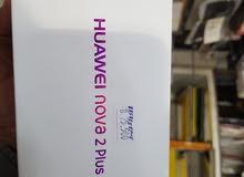 Huawei NOVA2pluse 64gb ram4gb golden coloer