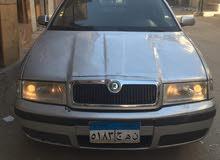 سكودا اوكتافيا A4 2001 مانيوال للبيع