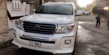 Gasoline Fuel/Power   Toyota Land Cruiser 2012