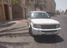 Used condition Land Rover Range Rover Sport 2007 with 160,000 - 169,999 km mileage
