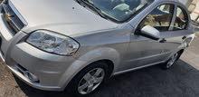 Chevrolet Aveo 2011 For sale - Silver color