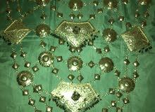 عقد بدلة عربية كامل للاجار