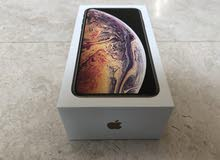 Brand new Iphone XS max 256 GB Unboxed with Invoice.