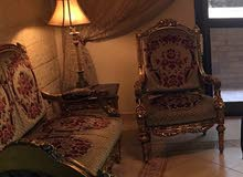 For sale Sofas - Sitting Rooms - Entrances that's condition is Used - Cairo
