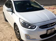 Hyundai Accent 2016 for sale in Amman