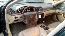 Automatic Green Mercedes Benz 2001 for sale