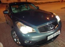 Infiniti EX35 car for sale 2010 in Al Ahmadi city