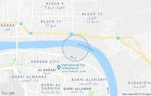 للبيع في حي الشاطي وعلي النيل مباشرة تفتح في الكورنيش