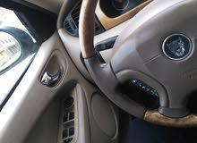 Automatic Gold Jaguar 2003 for sale