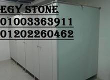 ابواب حمامات اتش بي ال شركه ايجي ستون 01003363911