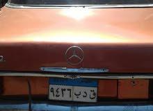 Mercedes Benz C 200 in Cairo