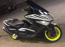 Yamaha motorbike made in 2008