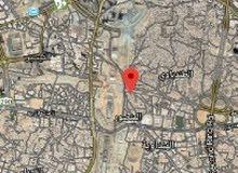 بيت مسلح دورين وحوش المساحه 324،60م في حي الطندباوي