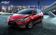 Rent a 2018 car - Amman