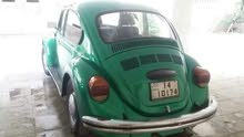 Volkswagen Beetle 1974 for sale in Amman