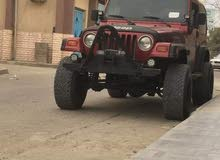 Jeep Wrangler car for sale  in Tripoli city