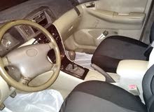 Grey Toyota Corolla 2005 for sale