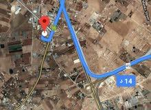 للبيع ارض 5 دونم في ام العمد طريق المطار