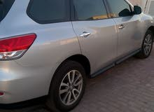 Nissan Pathfinder 2013 For sale - Silver color