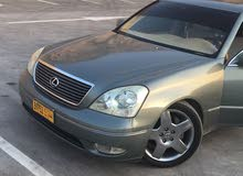 Lexus ES 2001 For sale - Turquoise color