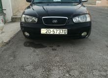 Hyundai Elantra 2003 For sale - Black color