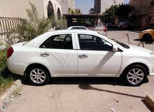 Manual White Geely 2013 for sale