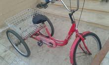 للبيع دراجه 3عجلات