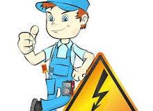 معلم تمديدات كهربائية وصيانة