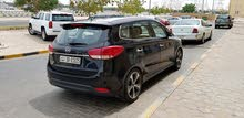 Black Kia Carens 2014 for sale
