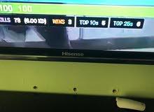 تلفزيون سمارت 55 بوصة 4k