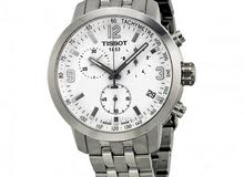 Tissot Men's PRC 200 Silver-Tone Stainless Steel Watch