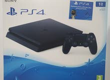 unused PS4 1TB for sale