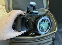 canon 2000D + 18-55 + 17-85 lens (japan)