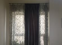 curtains with expandable roads two full set 0nly 100