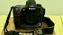 كاميرا نيكون D3 احترافيه اطار كامل
