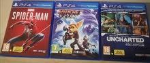 3 ألعاب PS4