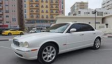 AED 17000/= (خليجي) JAGUAR XJ8 - 2004 - GCC - LOW MILEAGE