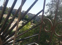 للبيع شقة دمشق الزاهرة الجديدة بداية حي الزهور إطلالة مباشرة على الحديقة