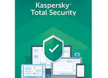 Antivirus Kaspersky total Security 2021