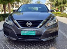 NISSAN ALTIMA 2018(low mileage)