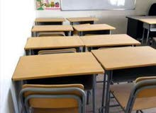 طاولات وكراسي طلابيه