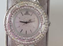 ساعة نسائية ماركة JL