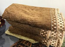 للبيع بطانية مع لحاف مع مفرش