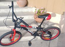20in kid Mtb unisex city bike in good condition for sale