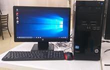 كمبيوتر  مكتبي للبيع بسعر رائع