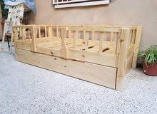 سرير للأطفال