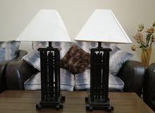 Night lamp stand unit