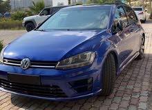 للبيع قولف آر 2016 في قمة النظافة / for sale golf R 2016 very good condition