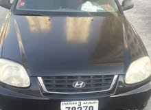 Hyundai accent coupe 2005