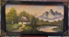 original Canvas Large Painting for Sale